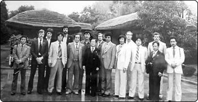 第7次ITFデモンストレーションチーム/ピョンヤン