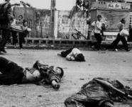 南ベトナム解放民族戦線のゲリラ(ベトコン)の死体